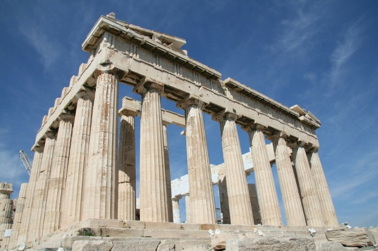 Myathenian Acropolis of Athens