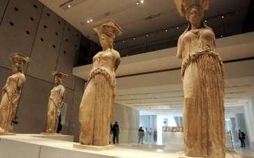 Myathenian Ελεύθερη είσοδος με νέο οικογενειακό σακίδιο στις 28 Οκτωβρίου στο Μουσείο Ακρόπολης