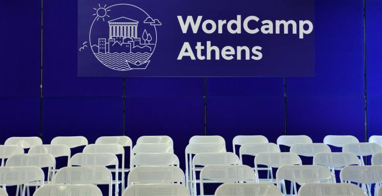 My athenian WordCamp Athens 2016 - WordPress