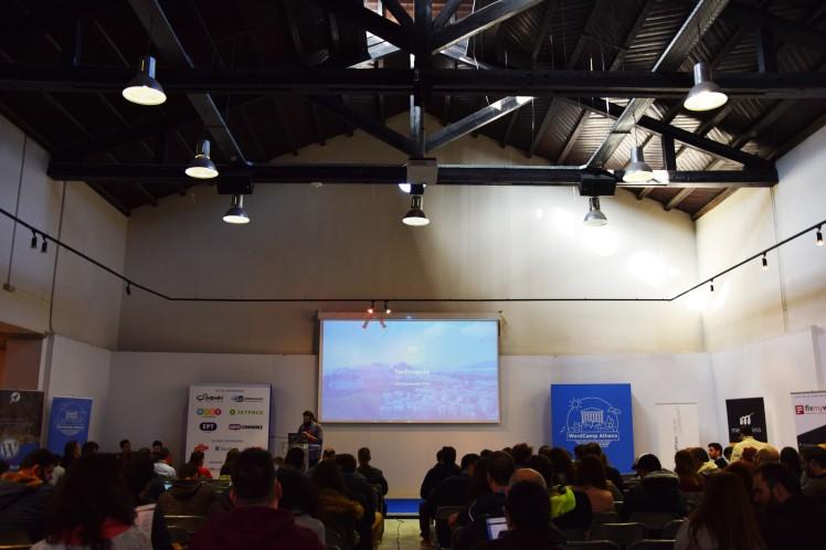 WordCamp Athens 2016 - WordPress