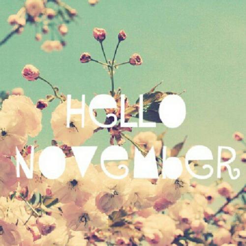 Myathenian Sweet November