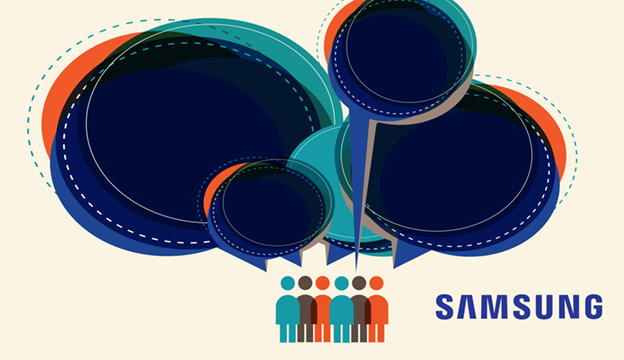"My athenian Seminar ""Presentation & Communication skills: Developing interview skills"" by Samsung Electronics"