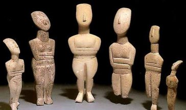Top 15 + 1 Museum List (Part III) - City Pin 7 Cycladic Art