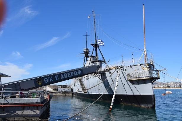 Battleship Averof Naval Museum