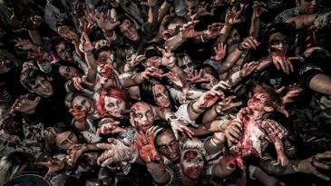Zombie Walk Athens 2017