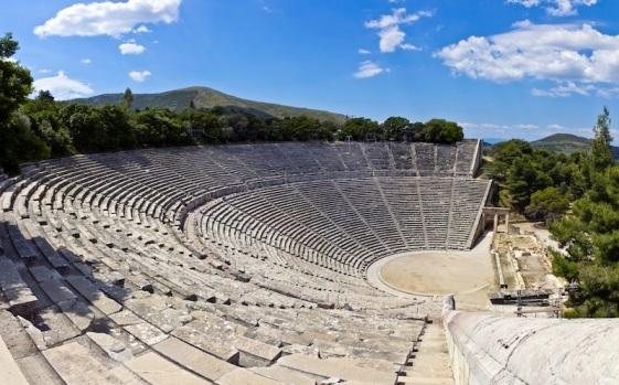 The ancient theater of Epidaurus - keytours.gr