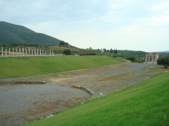 Ancient Messini - Kalamata - Messini - Peloponnese