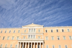 Syntagma square - Parliament