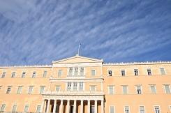 Syntagma square - Parliament