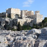 Myathenian walking tour Acropolis