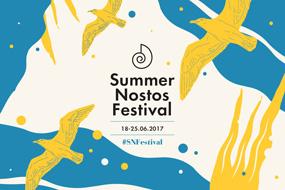 Summer Nostos Festival @SNFCC