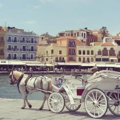 Chania - Crete by OlgaBo
