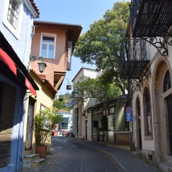 myathenian Xanthi folklore: the cultural mosaic of Greece